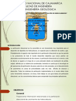 Perforaciones direccionales en hidrocarburos
