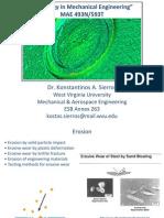 Lec 16_Tribology in Mech Eng_Erosion_Sierros