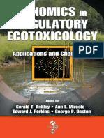Genomics in Regulatory Ecotoxicology