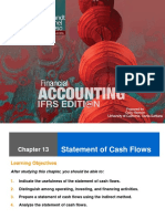 Ch13 - Statemnt of Cash Flows
