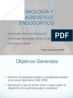 Clase Diagnostico Endodontico - UPV la serena - Chile