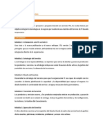 Temario Itil Foundations