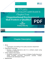 OCW Chapter4-A ( Organization and Staffing of the Quality )