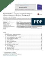 Optical fibre-based sensor technology for humidity and moisture measurement.pdf