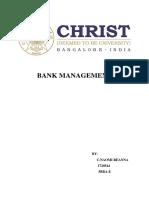 Bank Recapitalization in India