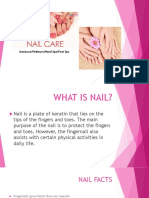 Nail Care Ppt
