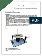 Engg Mechanics-lab Manuual