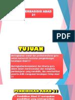 Rancangan RPP Abad 21
