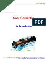 Gas Turbine Training Material