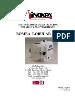 Bomba Lobular SLR