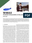 Samsung Mobile Wimax