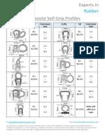 Self Grip Profiles