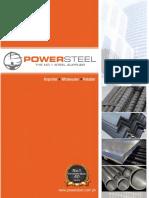 Power Steel Company Profile 2019