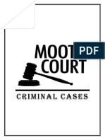 Moot Court - Criminal