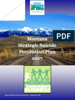 Montana State Suicide Plan-2017
