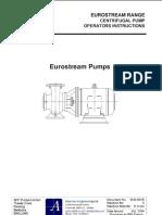 Eurostream OM Manual