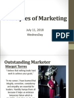 Goals of Marketing