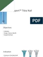 Expert Tibia Nail