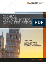Report - Global Construction Disputes 2018