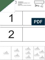 Bateau Nombre 1-2