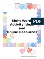 SIGHT WORD 2019.doc