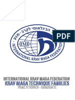 Krav Maga Technique Categories and Families