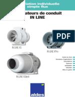 In Line X Doc Tech Corp Fr 1 BD