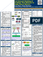 poster_presentation on Electrical Network Modeling of Genes