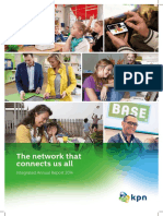 KPN Integrated Annual Report 2014