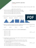 Sample Cumulative