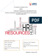 dissertation on hrm practices