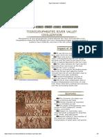 Tigris Euphrates Civilization1