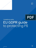Whitepaper Eu Gdpr Guide to Protecting Pii