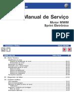 Manual código de FALHAS MOTOR MWM 4.08TCE VW 5-140aE Delivery   LT106