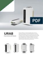 URA8 Fixed Android RFID Reader