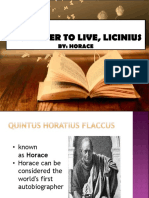 It's Better To Live, Licinius.pptx