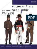 The Portuguese Army of the Napoleonic Wars part3