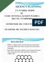 GSM FREQUENCY PLANNING-PRESENTATION.pdf