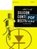 ABC's of Silicon Controlled Rectifiers - Allan Lytel