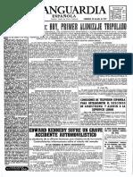 La Vanguardia 20-07-1969