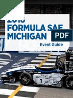 Formula Michigan 2018 Event Guide