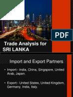 Srilanka Customs Import Database