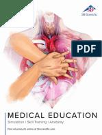 3B Scientific Medical Education 2019 US