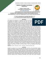 Analisis Kandungan Mineral Dan Logam Oksida Pada Singkapan Batuan Vulkanik Yang Termanivestasi Alterasi Hidrothermal Wilayah Pertamban