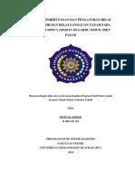 Naskah Publikasi Ilmiah Rufi'Ul-1