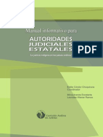 CAJ Manual Judiciales