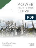 2. Transformer Service - Ver.4.2019