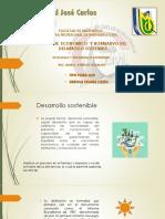 Enfoque Econimico y Normativo Del Desarrollo Sostenible (1)