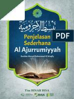 Ebook Penjelasan Sederhana Al Ajurrmiyyah (Tabsith Al Ajurrumiyyah).pdf