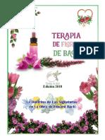 Manual Flores de Bach 2018